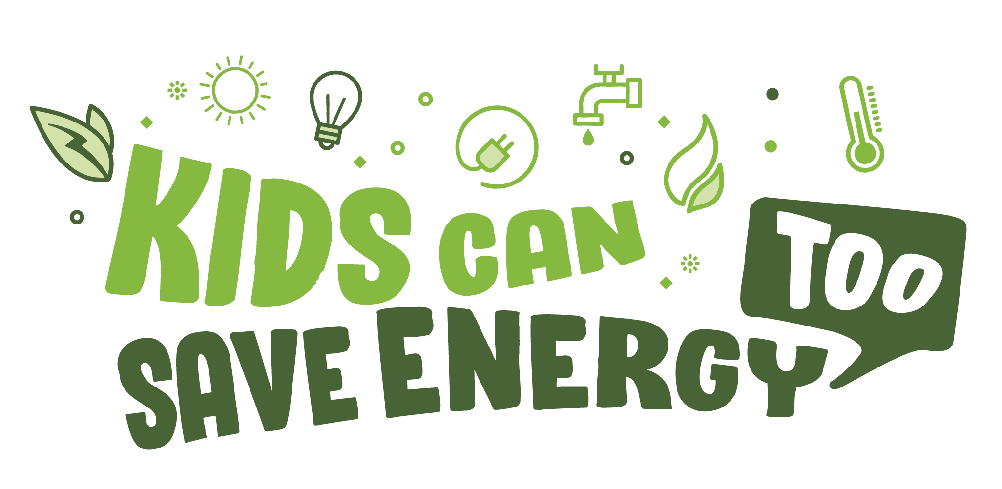 Kids can save energy too